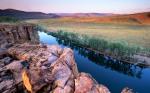 Pentecost River on Kimberley Plateau