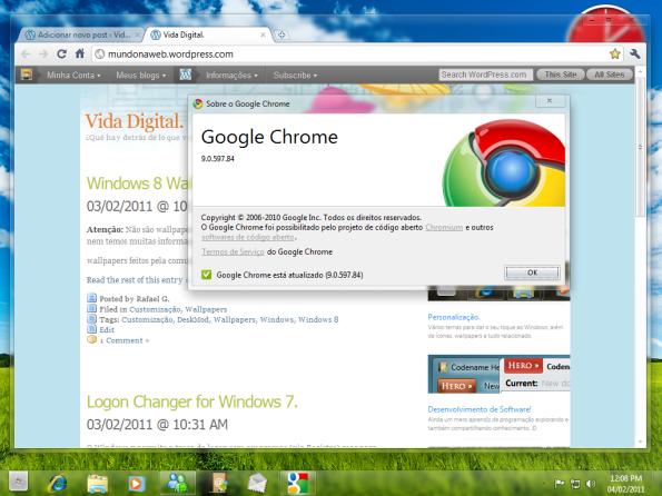 Chrome 9.0.597.84